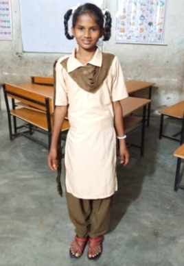 Diksha in the classroom