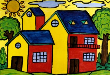 Houses by Pushpa